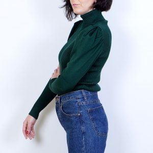jersey canale verde cuello