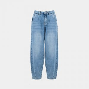 pantalon slouchy vaquero