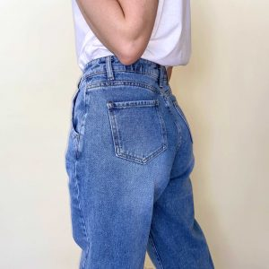 pantalon vaquero slouchy