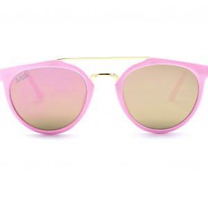 gafas de sol pinky rosas